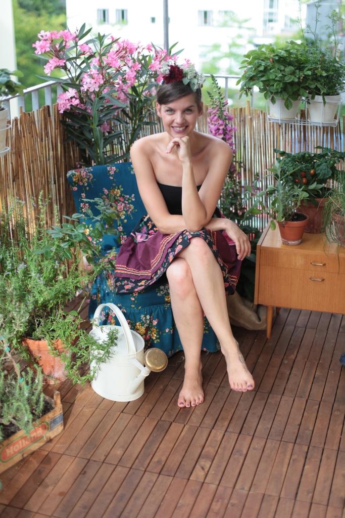 Garten Fräulein