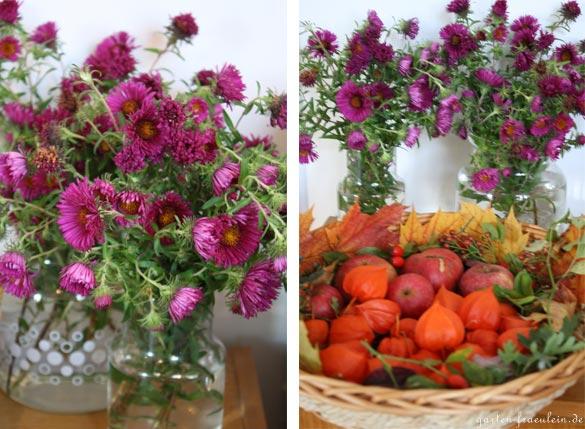 Herrliche Herbstdeko - Garten Fräulein - Der Garten Blog