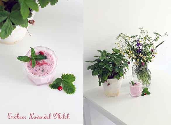 Erdbeer-Lavendel
