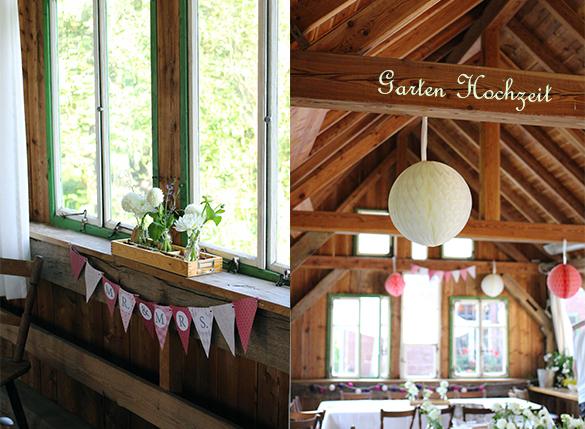 Garten Hochzeit Holzmühle