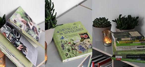 Gartenbücher Übersicht