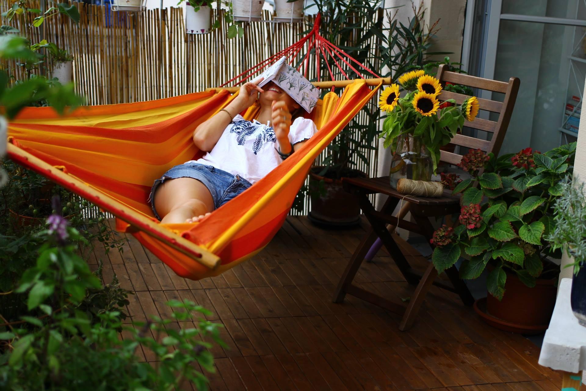 Abhangen Garten Fraulein Der Garten Blog