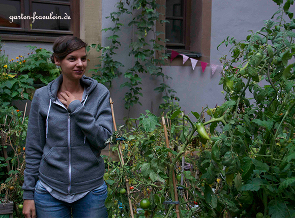 Garten-Fräulein