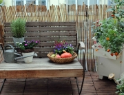 hochbeet diy mal anders garten fr ulein der garten blog. Black Bedroom Furniture Sets. Home Design Ideas