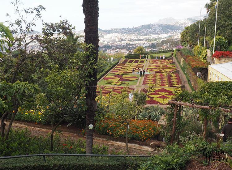 Madeira Botanischer Garten Garten Fräulein Der Garten Blog