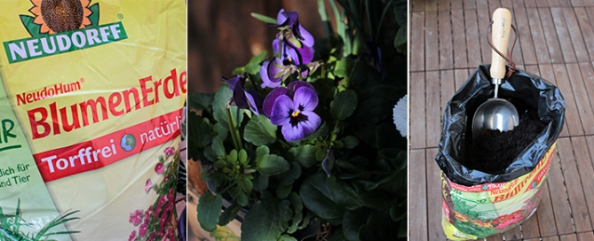 torffreie Blumenerde