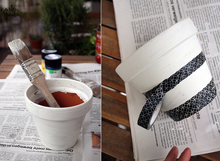 DIY-Blumentoepfe