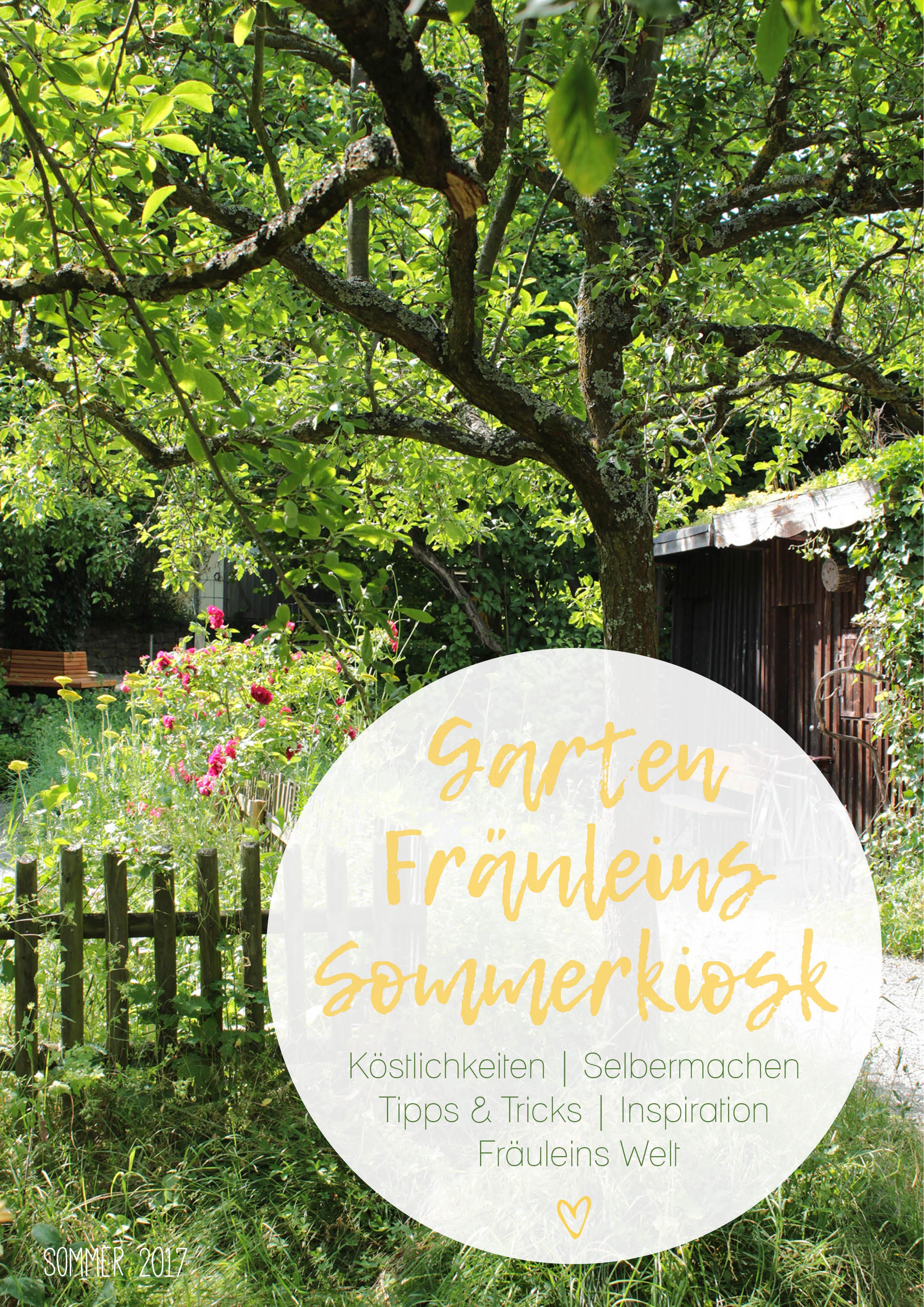 Garten Fräulein Sommerkiosk