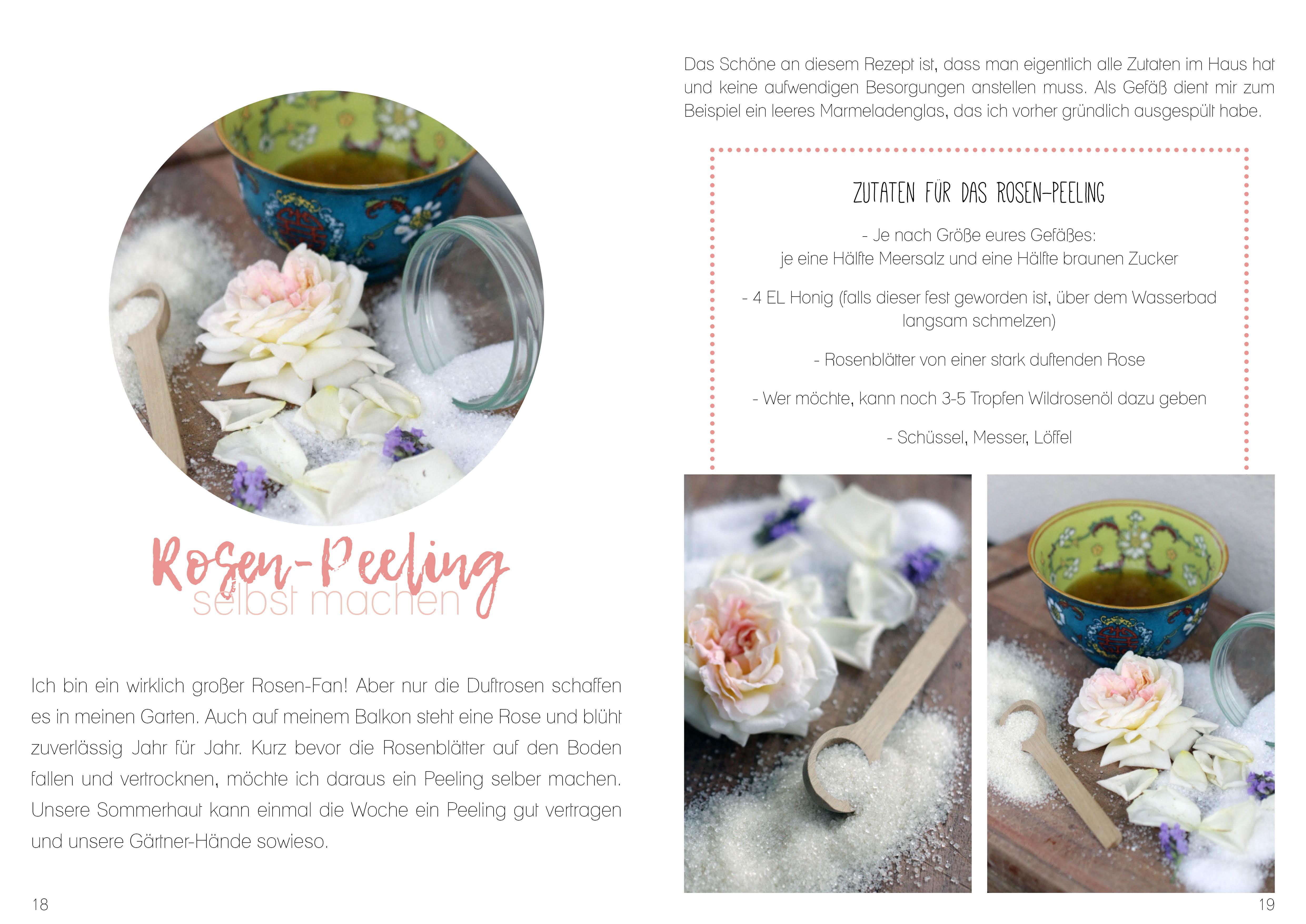 Vorschau Rosen-Peeling