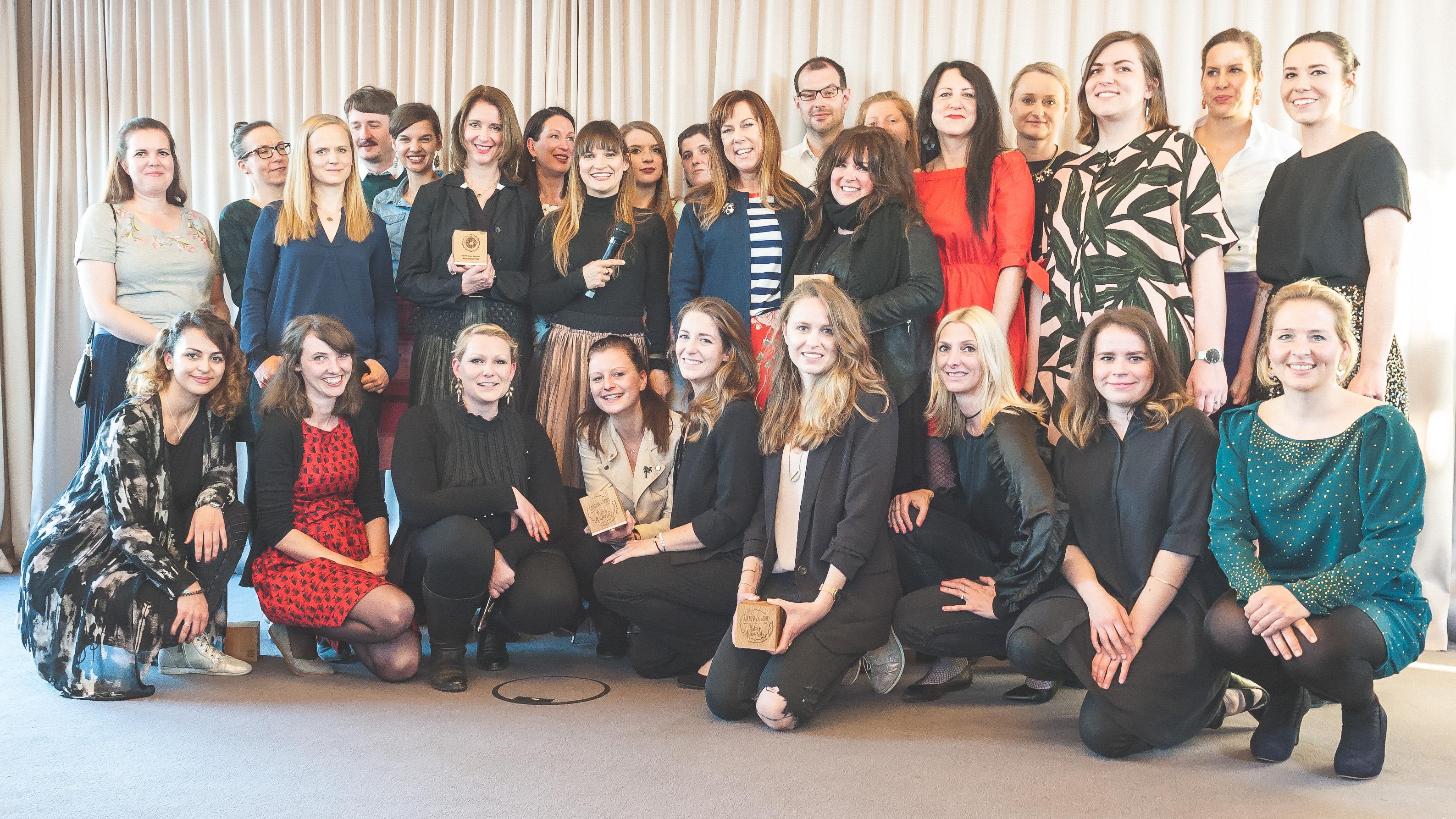 garden and home blog award