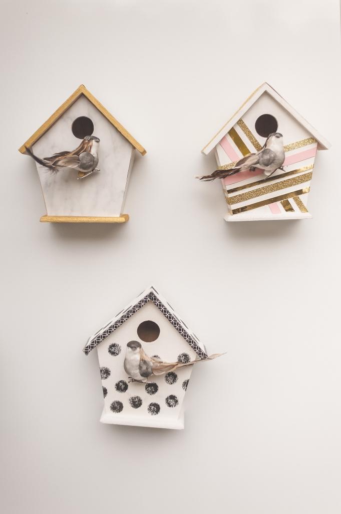 Vogelhaus-DIY