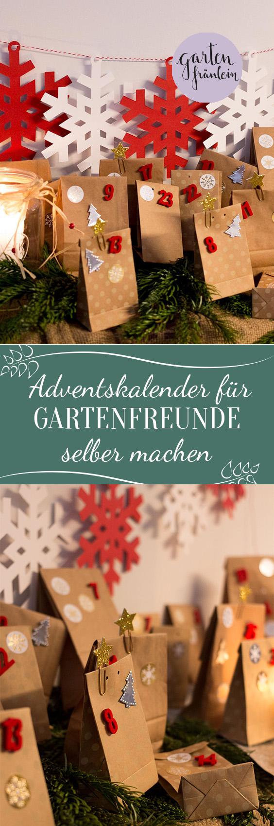 Adventskalender-Gartenfreunde