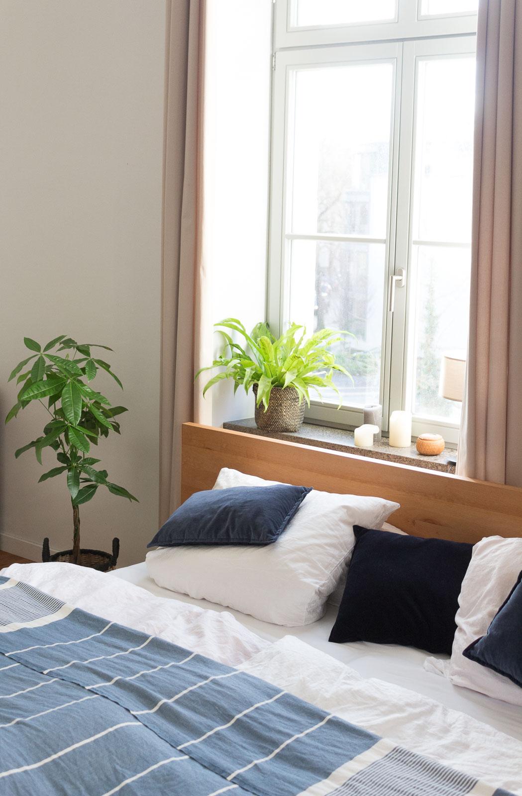 zimmerpflanzen schlafzimmer - Garten Fräulein - Der Garten Blog