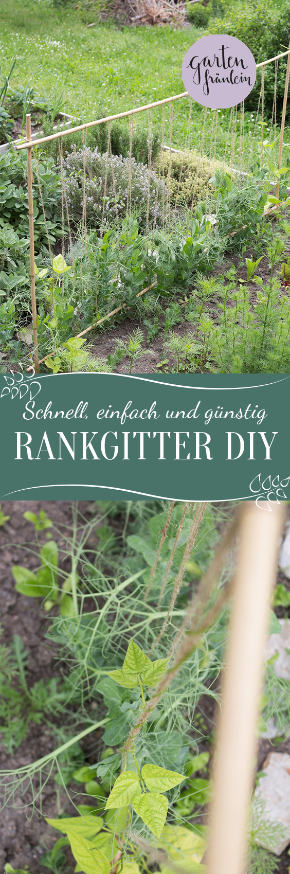Rankgitter-diy