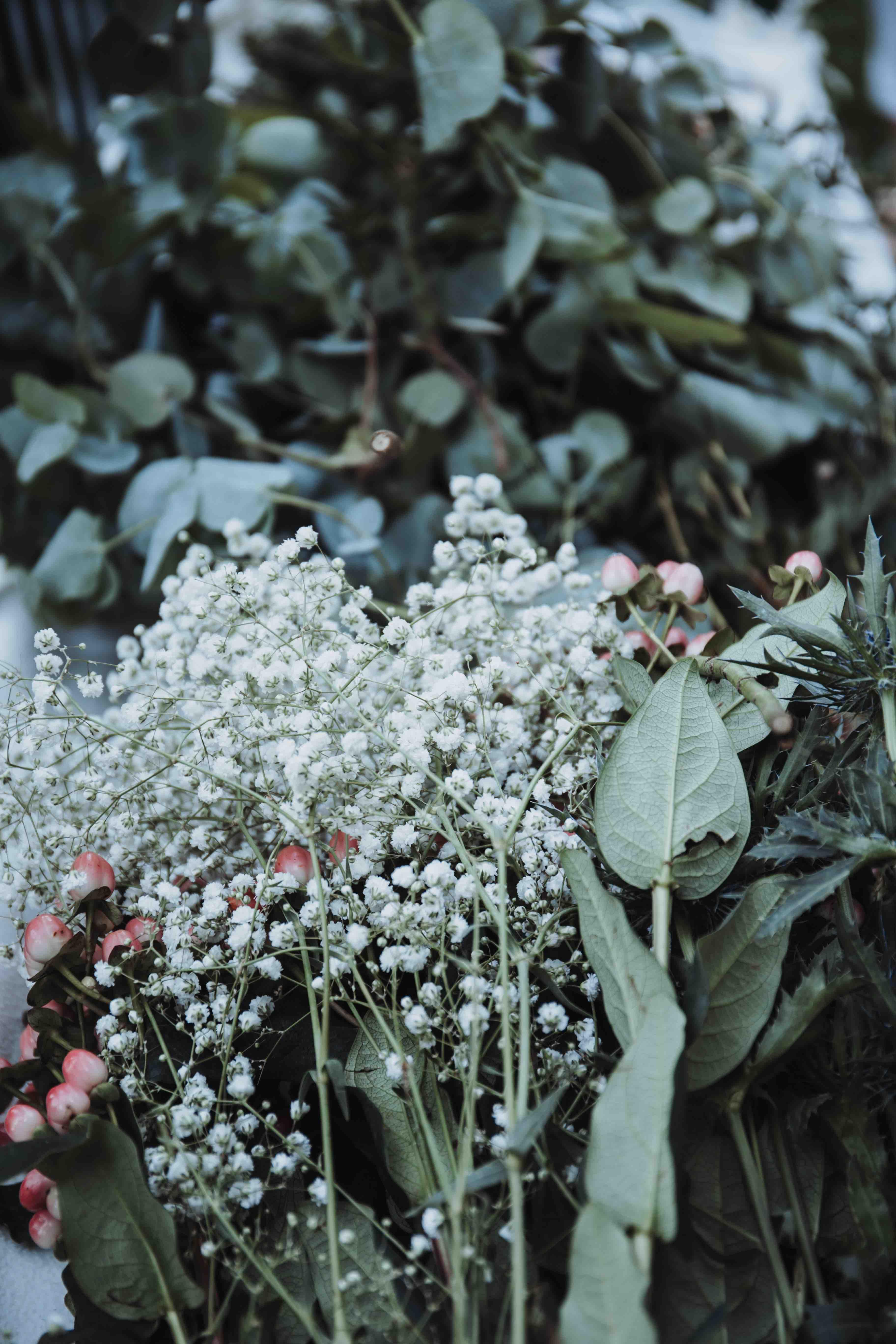 Blumenhaarkranz-diy