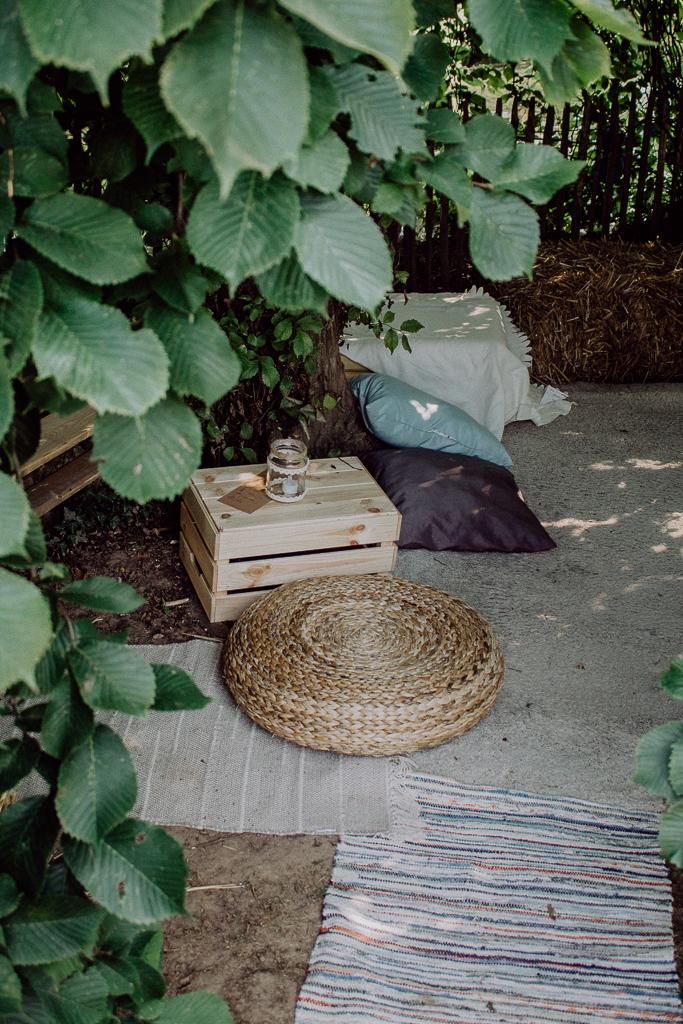 Gartenhochzeit