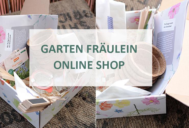 Garten Fräulein Shop