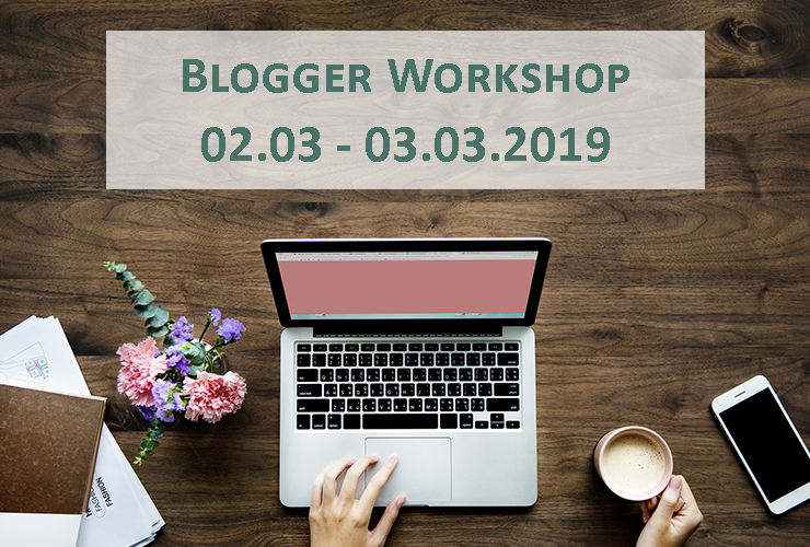 Blogger-Workshop